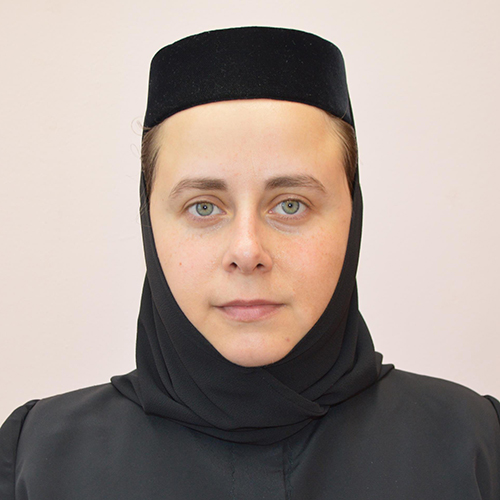 16_Ciotîrcă Dana (Maica Dositeia),Psiholog