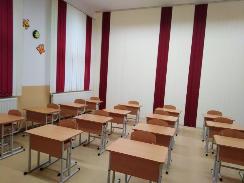 Sala de clasa Scoala Primara Musatinii